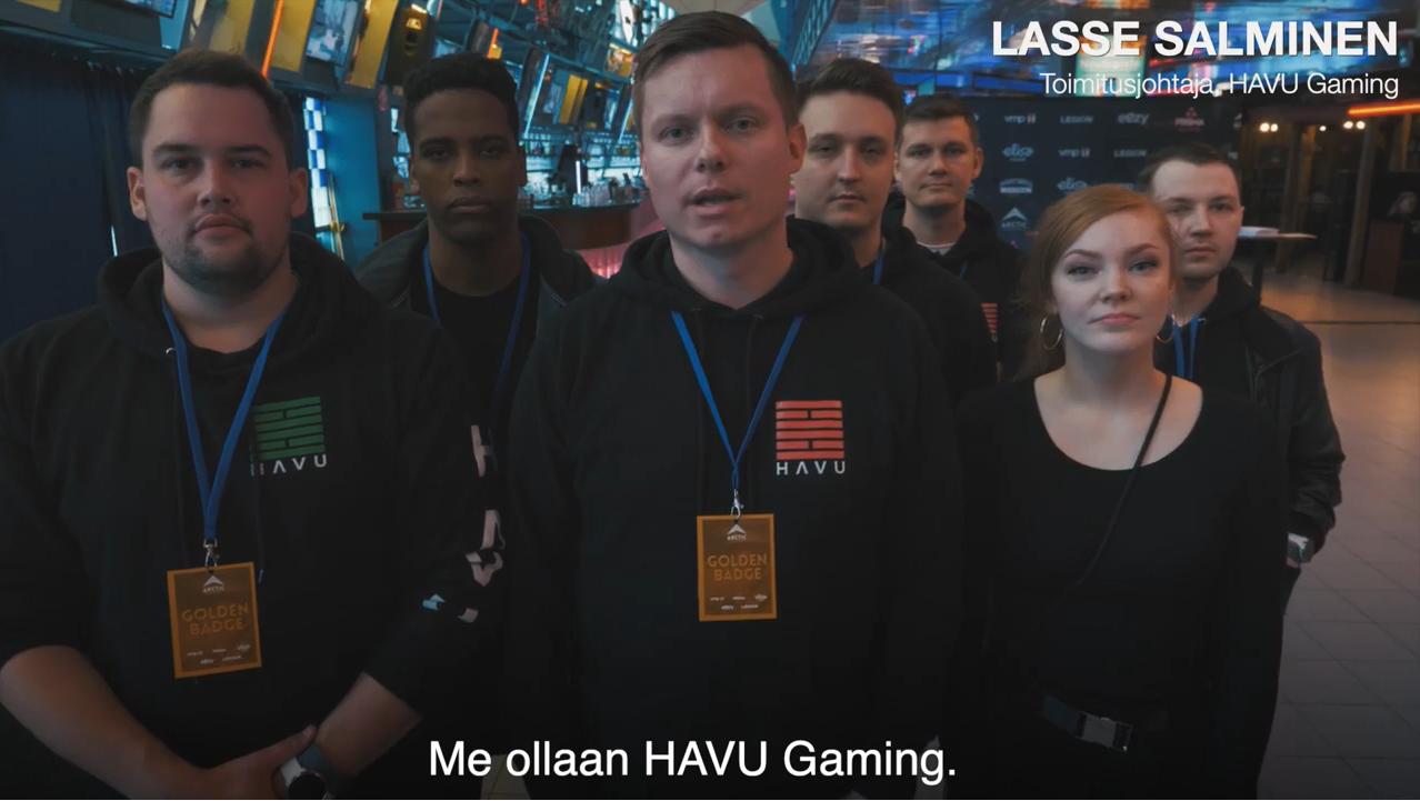 HAVU Gaming